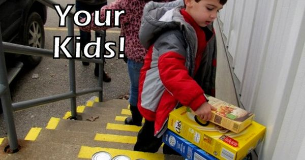 Millions of Miles: 33 Service Projects To Do With Your Kids. Community