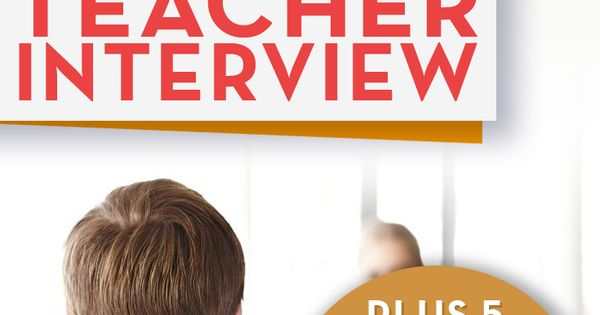 interview with a teaching professional Interviewing for a teaching position can be a daunting task preparation can help you ease into a successful interview good professional development.