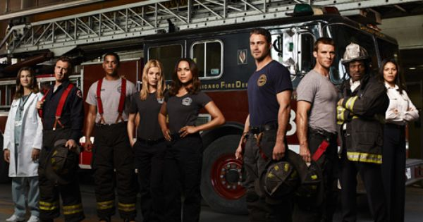Chicago Fire Chicago Fire Taylor Kinney Chicago