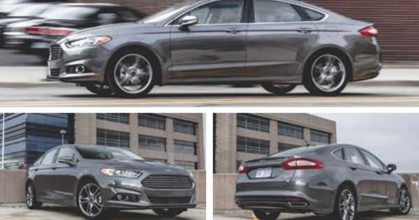 2014 Ford Fusion 2 0l Ecoboost Awd Ford Fusion Awd Ford