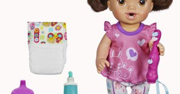Baby Alive Brushy Brushy Baby Doll Emberlee S Christmas