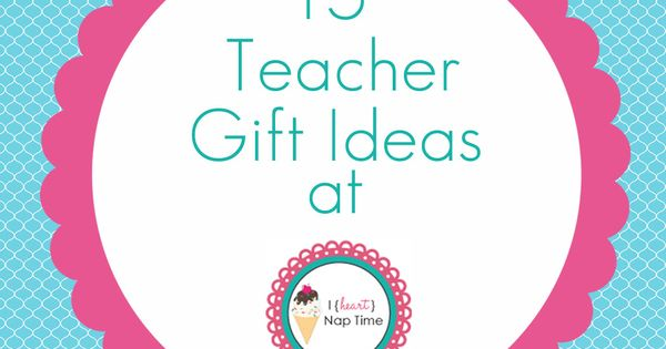 Looking for a Christmas gift for teachers? Definitely check out this post!