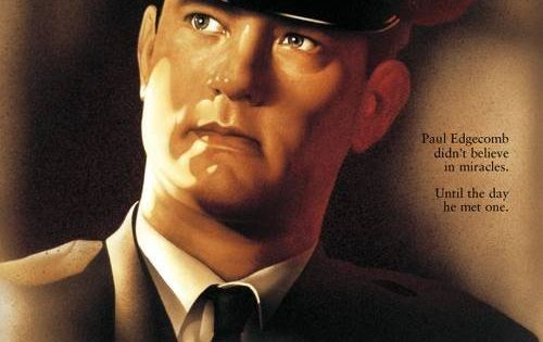 The Green Mile (1999) The Green Mile -- Oscar nominated best picture