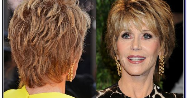 Hair Styles For Short Hair For Over 50: Fine Hair Style Short Hair Cuts For Women Over 50
