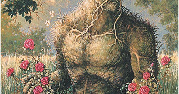Swamp Thing - Steve Bissette & John Totleben. | Superhero ...