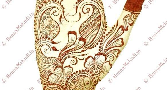 Mehndi Designs Zardosi : Arabic mehndi design can be applied during party times