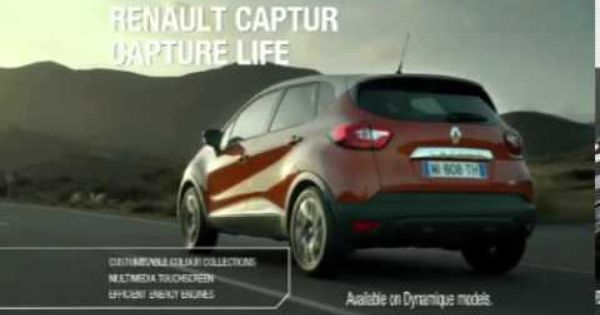 New Renault Captur Tv Ad Featuring New Clio And Zoe Renault