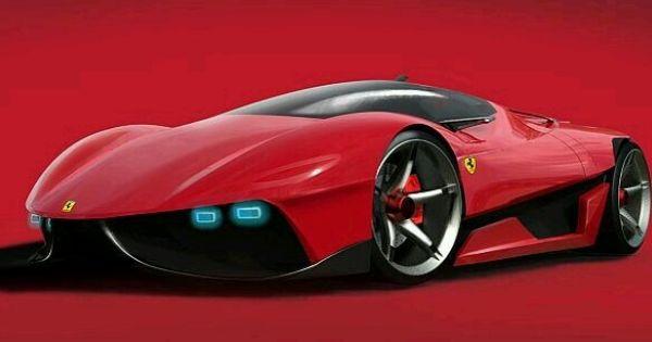 Ferrari Concept Cars Ferrari Futuristic Cars