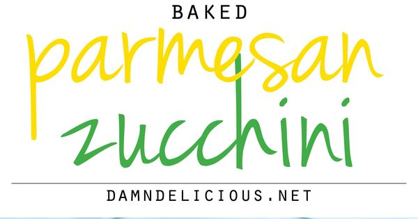Baked Parmesan Zucchini Recipe - Crisp, tender zucchini sticks oven-roasted to perfection.