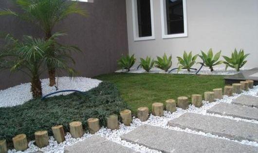 Jardines rusticos piedras dise o de jardines pinterest - Disenos de jardines rusticos ...