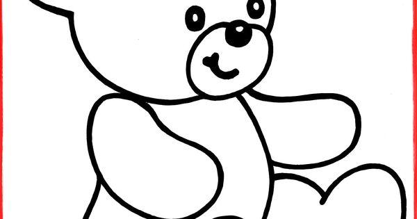 Coloriage nounours colorier dessin imprimer boucle d 39 or et les trois ours pinterest - Nounours a colorier ...
