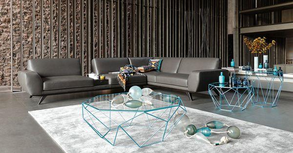 Roche Bobois Envergure Corner Composition Design