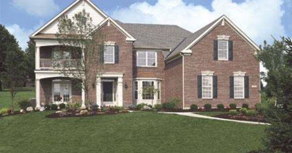 Langdon Drees Homes Cincinnati Oh House Exterior Next At Home Elegant Dining Room