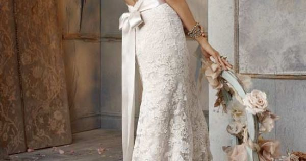 Open Back Wedding Dresses 2012 — Wedding Ideas, Wedding Trends, and Wedding