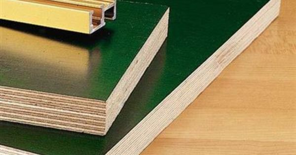 Woodcraft Woodshop Phenolic Faced Plywood 12mm 1 2 X 24 X 48 Wood Crafts Woodworking Plywood