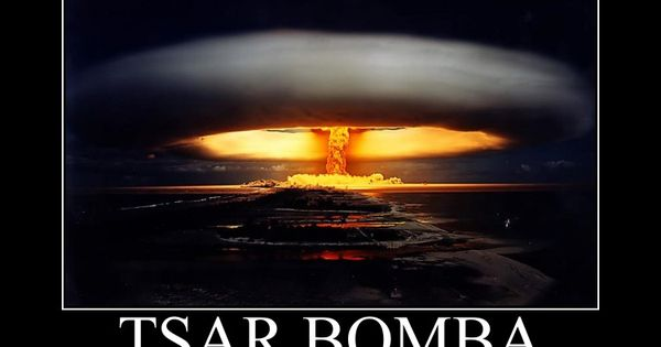 antimatter bomb vs tsar bomba - Google Search | Awesome ...