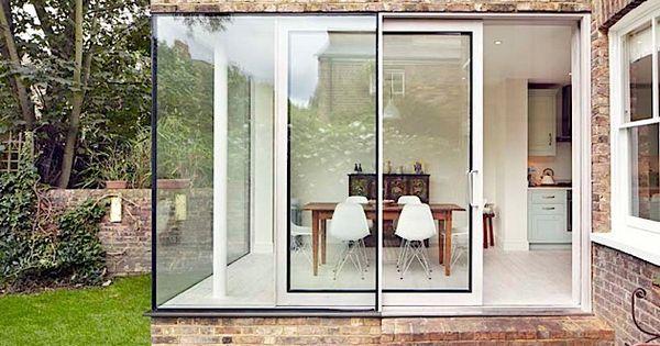 architektur: neuer anbau im alten viktorianischen stil | klonblog, Innenarchitektur ideen