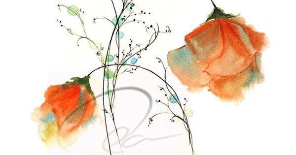 treuen ausdruck kunstdruck romantisches geschenk von oladesign blume pinterest. Black Bedroom Furniture Sets. Home Design Ideas