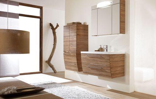 Photo Guide de la salle de bain : Salle de bain design bois ...