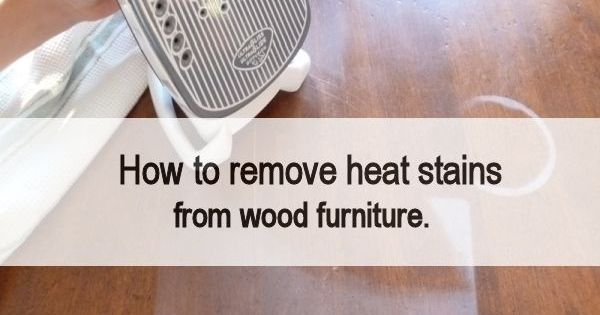How To Remove Heat Stains From Wood Furniture Stains Popular And Alabama