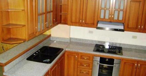 Modelos de cocinas peque as y sencillas y economicas - Modelo cocinas pequenas ...