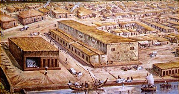 A Walk Through Lothal Ancient Indus Port Ancient India Civilization Indus Valley Civilization