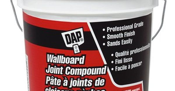 Dap 5 5kg Wallboard Joint Compound Stucco Patch Drywall Repair Used Vinyl