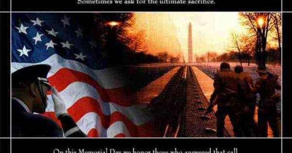 when is memorial day 2104