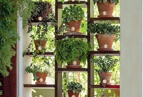 Alucinantes decoraciones de flores para balcones peque os - Decoracion de jardineria ...