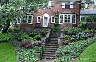Conquering The Hill Landscaping On A Hill Front Yard Landscaping Home Landscaping
