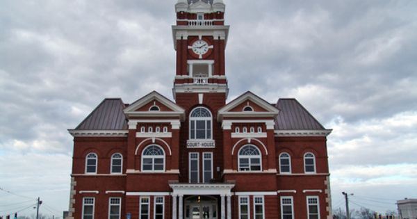 Go Visit The Monroe County Courthouse In Forsyth Ga