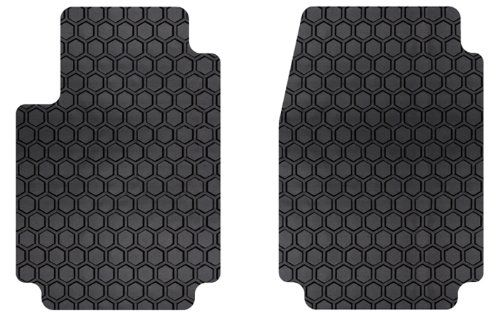 Introtech Hexomat Front Row Custom Floor Mats For Select Ford