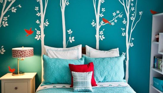Beautiful turquoise girls room girls room redo pinterest for Bedroom kandi swag bag