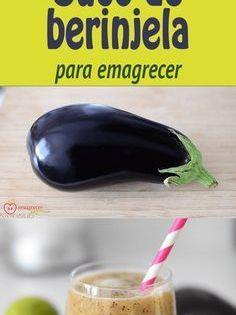 Suco De Berinjela Com Limao Para Emagrecer Receita Com Imagens