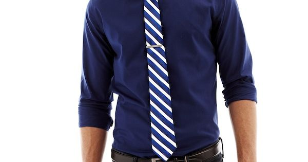jf j. ferrar dress shirt and levi's