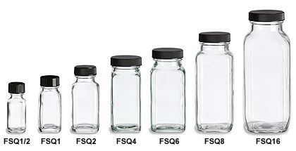 I think I just found my matching spice jars  The 4 oz size