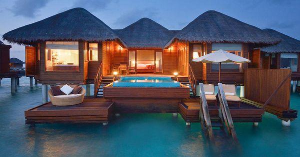 Huvafenfushi by Per AQUMM, a perfect holiday at Maldives awaits you! Maldives