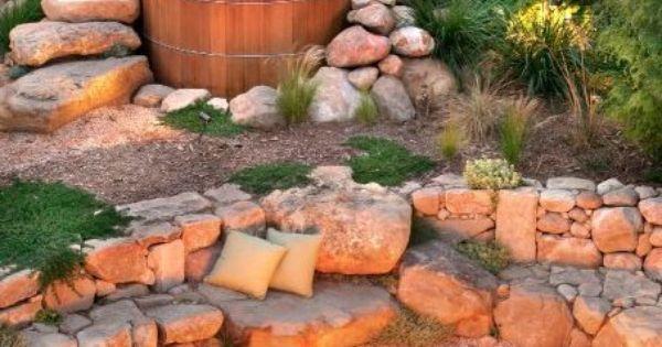 whirlpools feuerstellen and landschaftsbau on pinterest. Black Bedroom Furniture Sets. Home Design Ideas