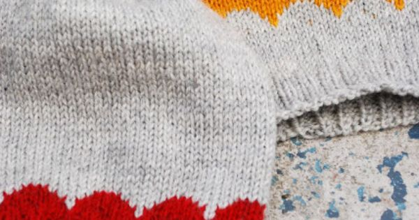 froken c Free pattern (swedish) DIY Knitting 3 Pinterest Scallops, Goog...