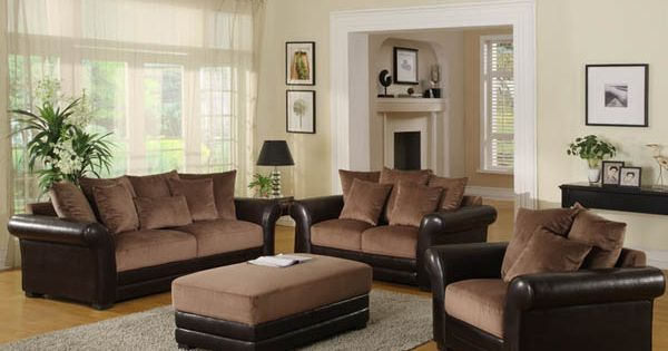 Paint colors for living room with brown couch living room decorating ideas brown sofa5 for - Sofa zitplaatsen zwarte ...