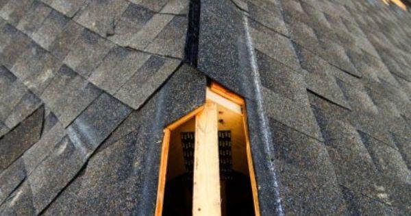 Attic Roof Ventilation Installing A Ridge Vent Attic Ventilation