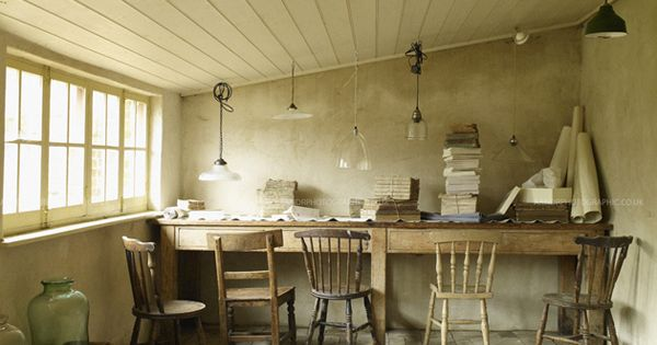 Vintage office???