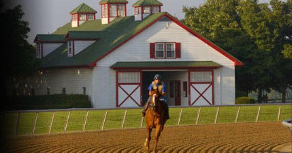 Calumet Track Calumet Farm Pinterest Race Horses