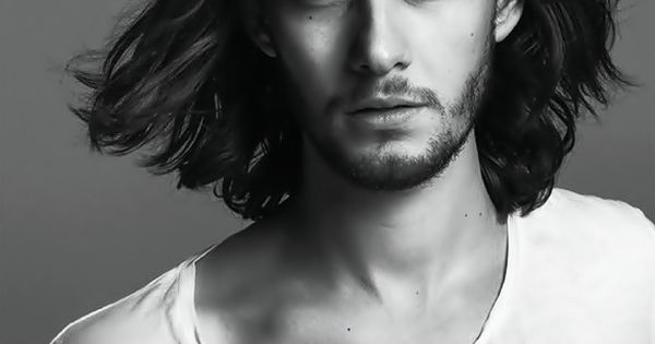 Ben Barnes ..with Long Hair....holy F*