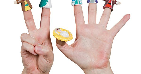 Finger puppets, Nativity and Puppets on Pinterest