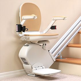 Acorn 130 Straight Stairlift Stair Lifts Restaurant Chairs For Sale Stair Lift