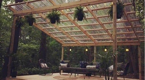 Covered Deck PlanCovered Patio PlanCovered Shelter PlanCovered Veranda PlanGrill Shelter PlanDeck PlanWood Deck PlanPavilion Planbbq