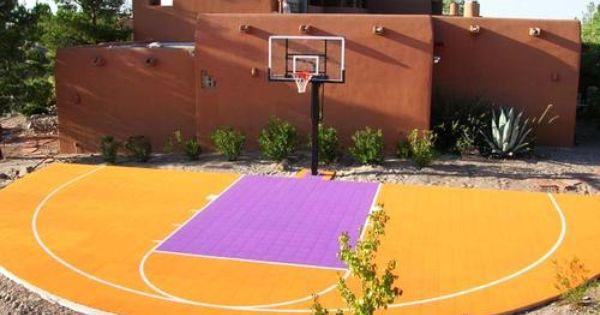 Long Island Basketball Courts New York Gym Floor Home Basketball Court Sports Court Flooring Backyard Sports
