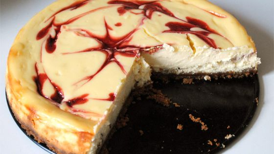 Cheesecake chocolat blanc et framboises fa on starbucks coffee - Cheesecake framboise chocolat blanc ...