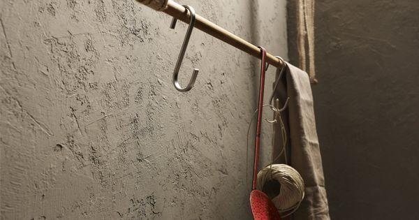 enduit d coratif brut de terre les d coratives silex leroy merlin chambre parentale. Black Bedroom Furniture Sets. Home Design Ideas